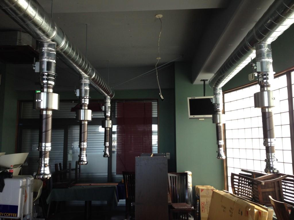 石垣島の施工写真
