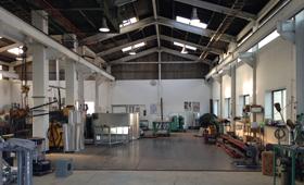 (有)中村製作所 第二工場